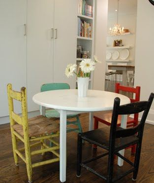 5 Great Mismatched Chair Examples