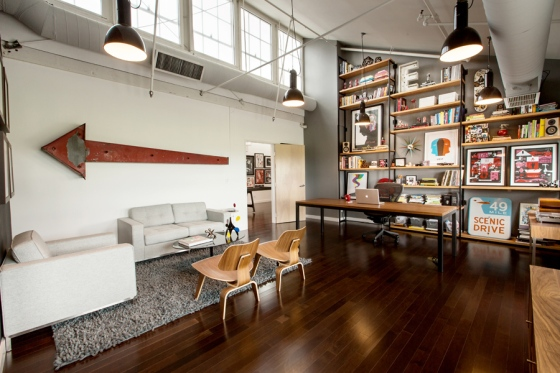 Creative Warehouse Office